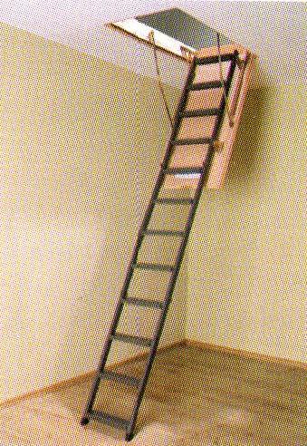 Escaleras carpinteria de aluminio villaverde - Escalera tres peldanos ...